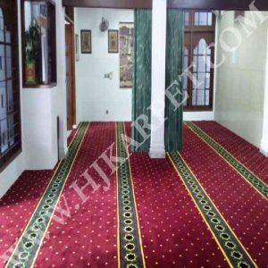 Karpet Musholla Nurul Hidayah