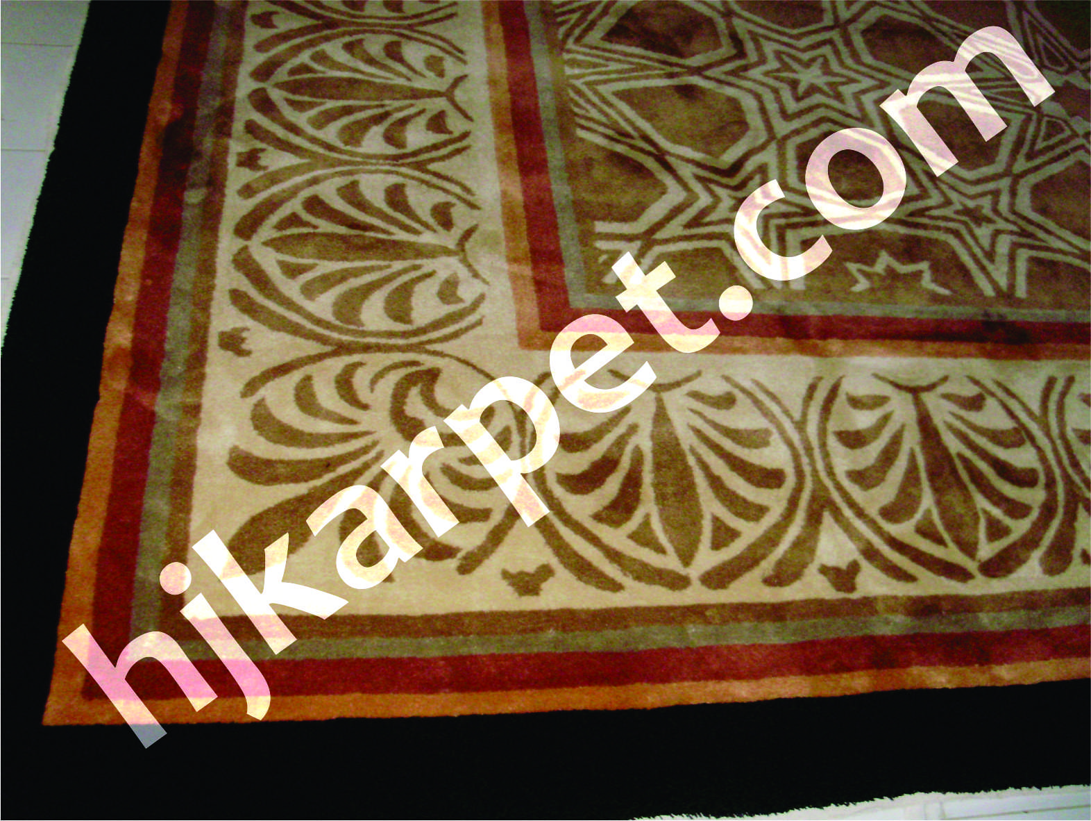 Pemasangan Karpet PT Bakrie Group