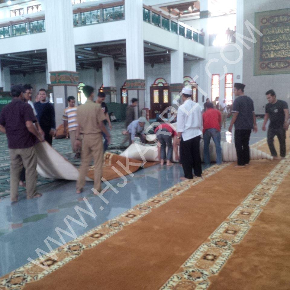 Masjid Agung Kota Cianjur Jawa Barat
