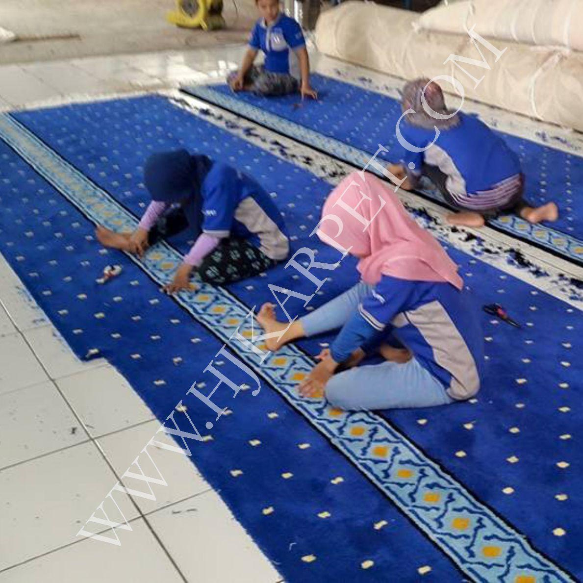Takjil Kurma Masjid Agung Natuna Kepulauan Riau