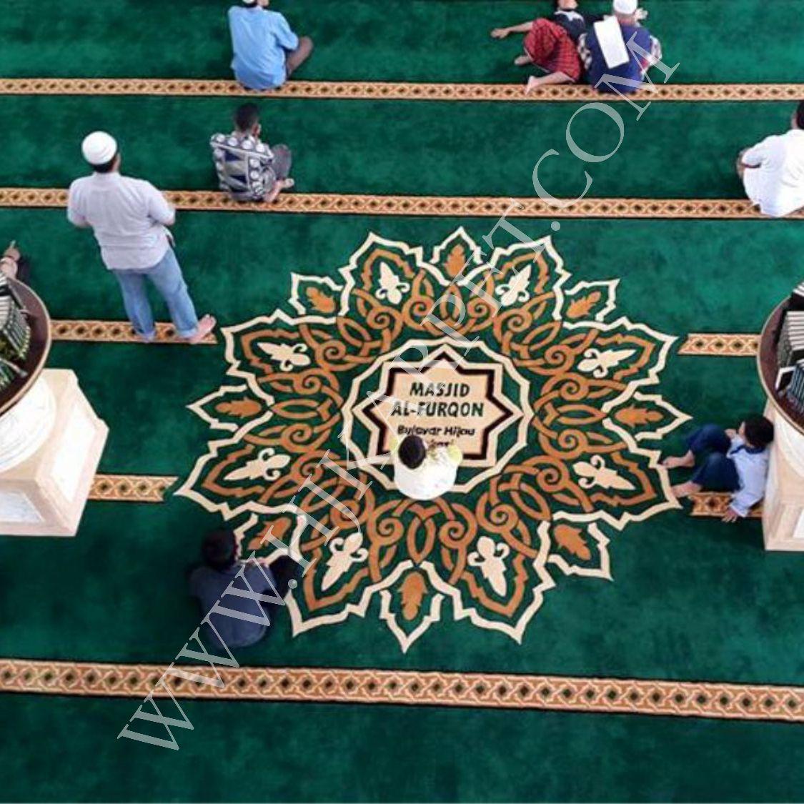 Tadarus Al Quran Masjid Al Furqon Harapan Indah BEKASI
