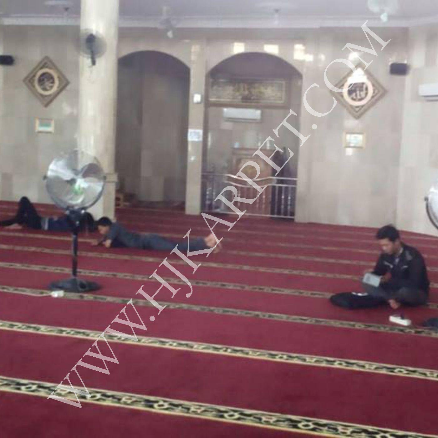 Makan Sahur Masjid Al Hidayah Lubuk Linggau