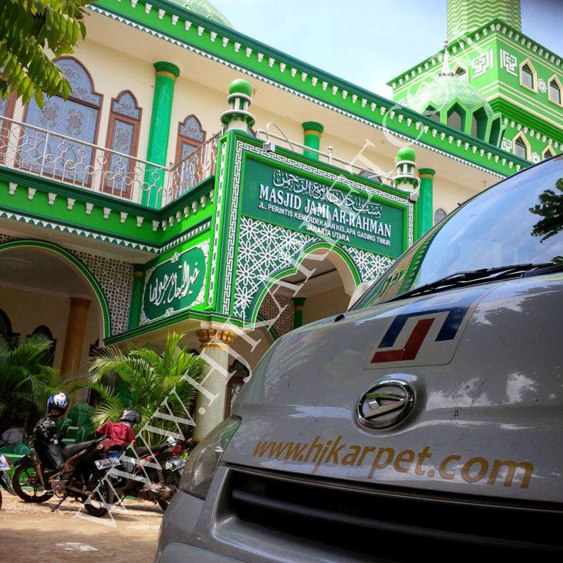 Pesantren Kilat Masjid Jami Ar Rahman Kelapa Gading Jakarta