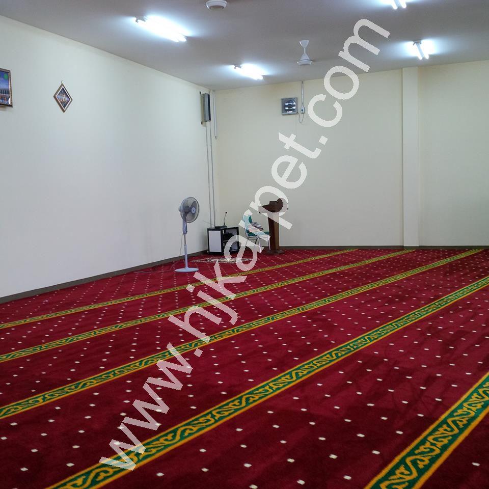 Pemasangan Karpet PT SUGITY CREATIVES KIIC Karawang Barat