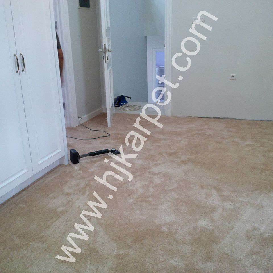 Pemasangan Karpet Ruang Ganti Ibu Tuesdy Bekasi