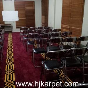 Pemasangan Karpet Ruang Multifungsi TPA Al-hidayah
