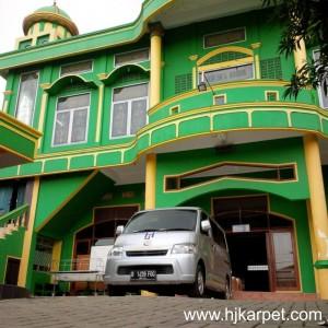 Pemasangan Masjid Al Muhadjirin Cikarang