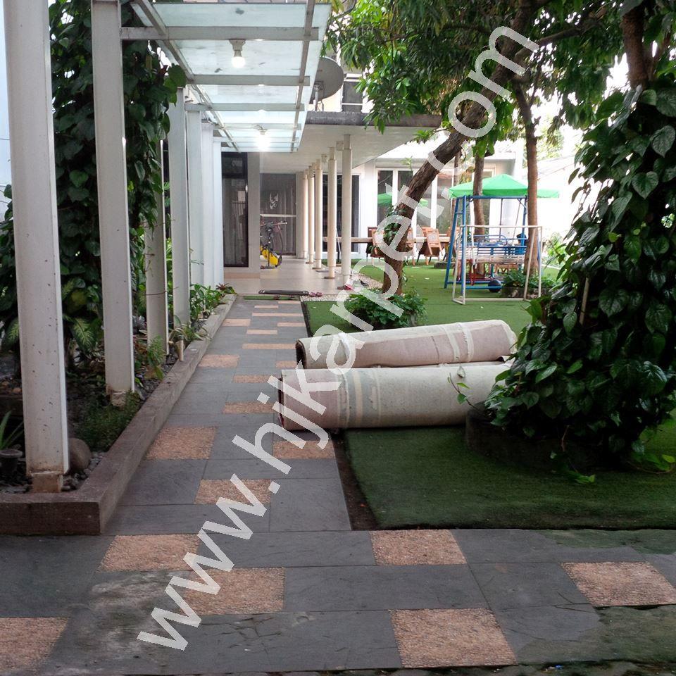 Pemasangan Karpet Yusuf Mansur Kamar Tamu dan Ruang Ta lim
