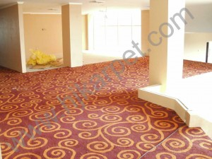 Pemasangan Karpet Hotel siantar