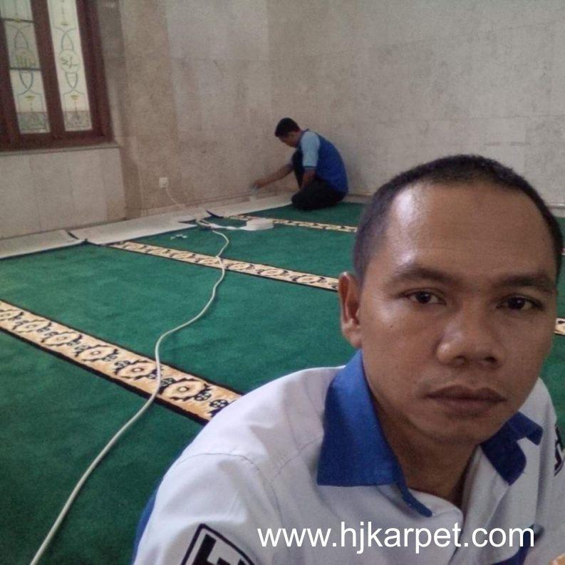 Masjid AS SYARIEF Jl Flamboyan Raya Menteng Dalam