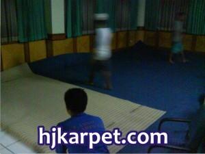 Pemasangan Karpet Pemda Cibinong Bogor