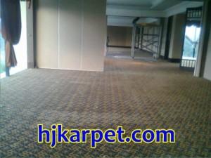 Pemasangan Karpet Hotel sheraton Mustika Yogyakarta