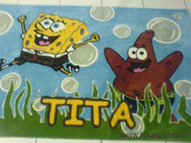 Doormarts Spongebob