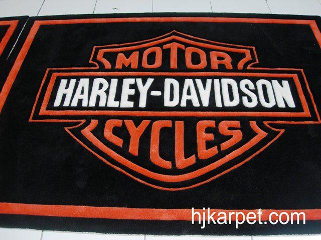 DOORMATS HARLEY DAVIDSON