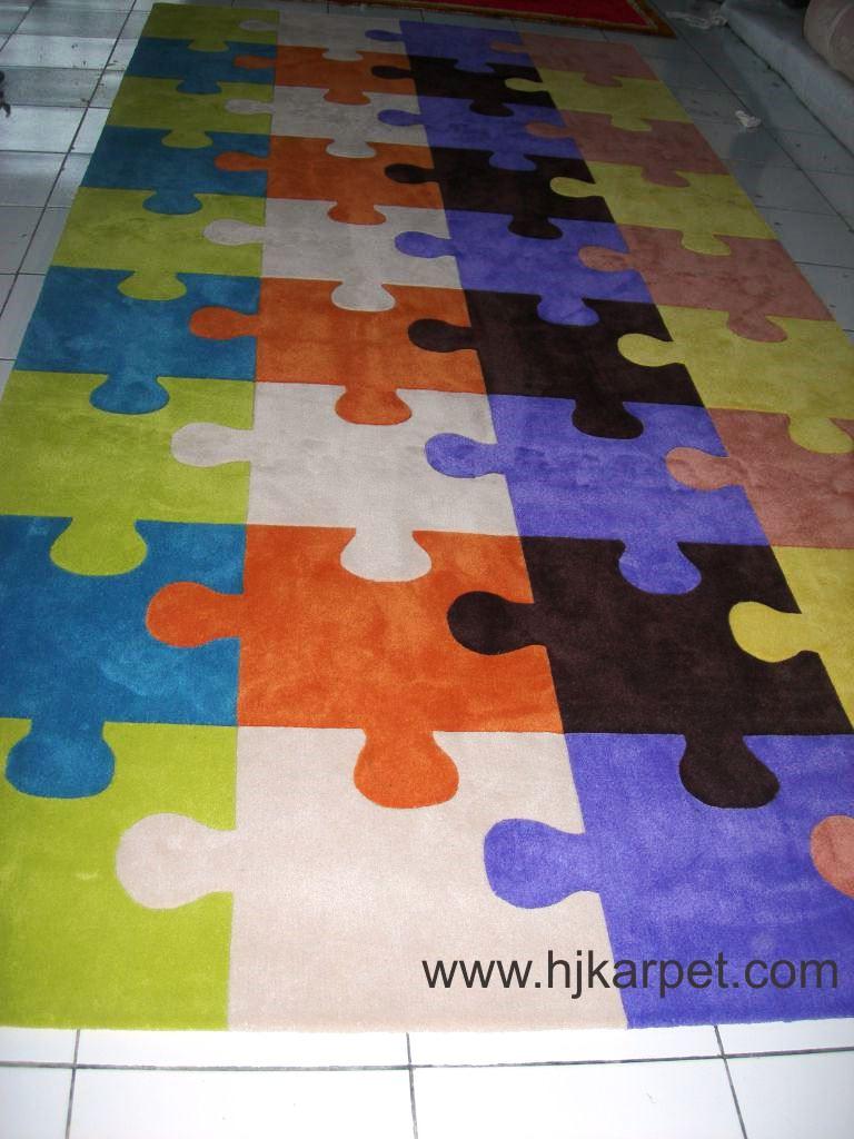 Karpet Puzzel
