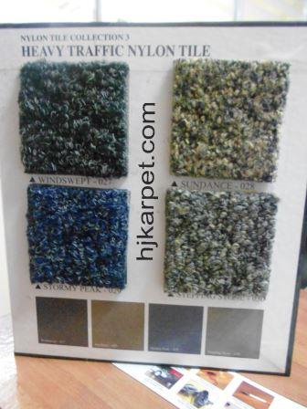 Nylon Tile Collection 3