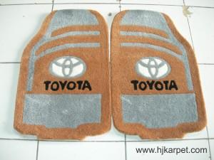 Karpet Toyota