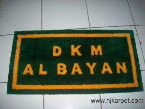 Karpet Doormarts DKM Al Bayan
