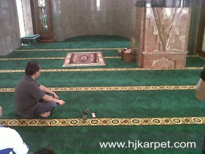 Masjid Bea Cukai Jakarta Pusat