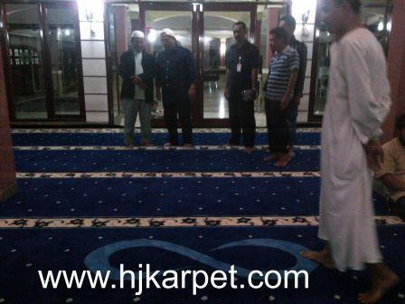 Karpet Masjid BPN Bekasi