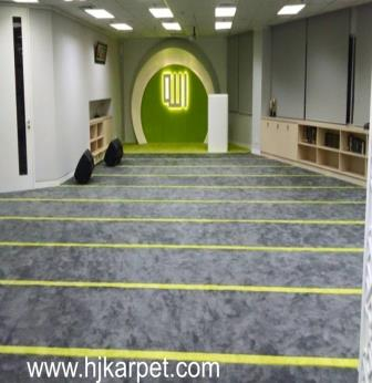 karpet masjid di barito timur
