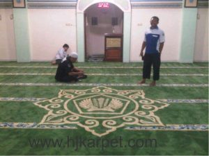 Karpet Masjid Pajak Kebon Jeruk