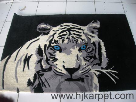 Rugs Harimau
