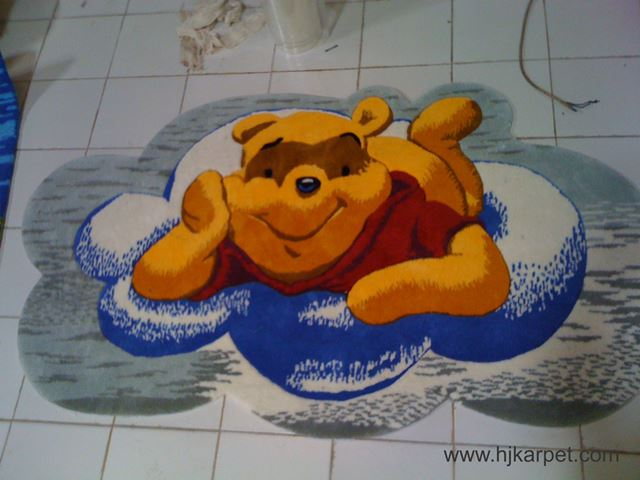 Karpet Winy The Pooh
