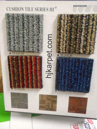 Karpet Cushion Tile Series III