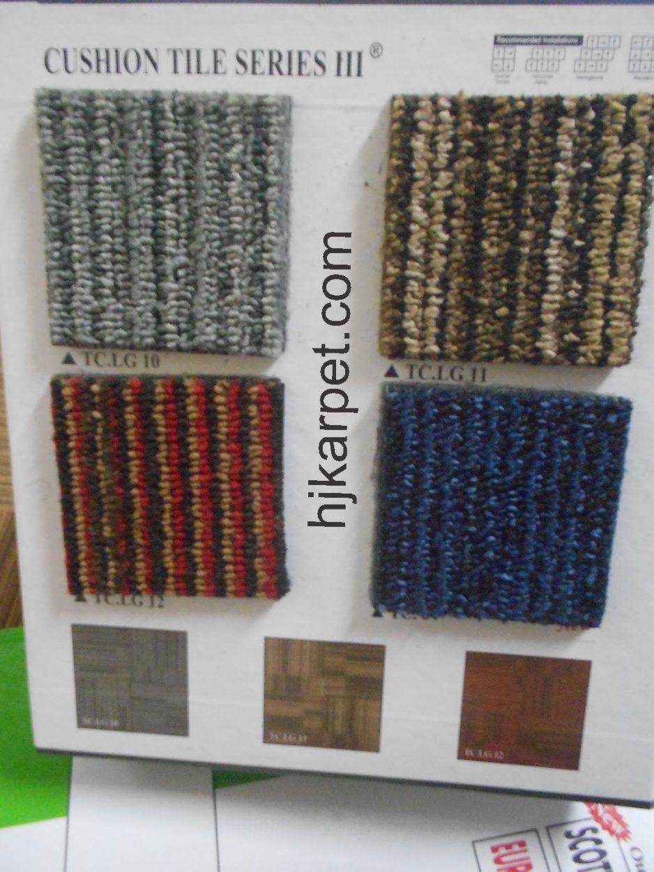 Karpet Cushion Tile Series III