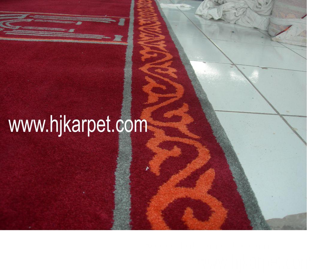 karpet masjid di sambas