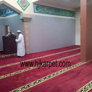 masjid di rest area km 19 cikampek wm 1