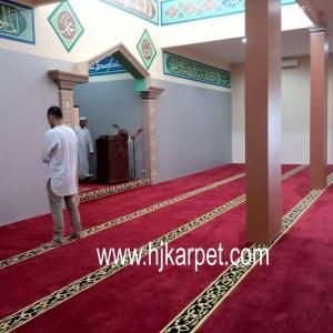 masjid di rest area km 19 cikampek wm