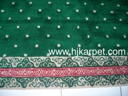 karpet masjid di bolaang mongondow