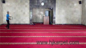 karpet masjid di muna