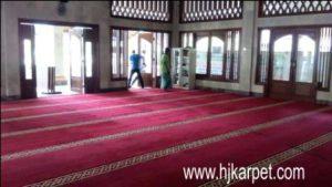 karpet masjid di tanah bumbu