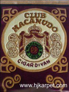 KARPET TANGGA MACANUDO CLUB