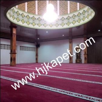 karpet masjid di barru barru