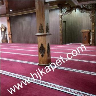 karpet masjid di minahasa utara