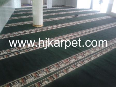 karpet masjid di palangka raya