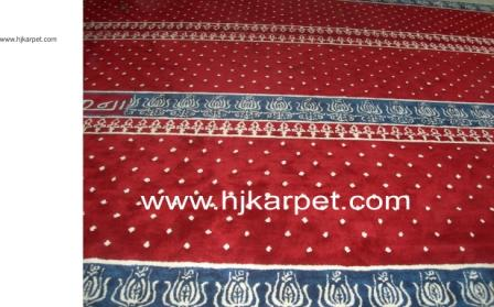 karpet masjid di gianyar