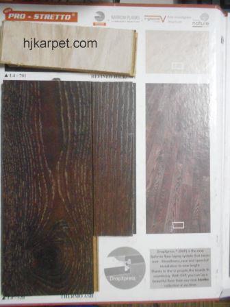 interior laminate kayu pro stretto