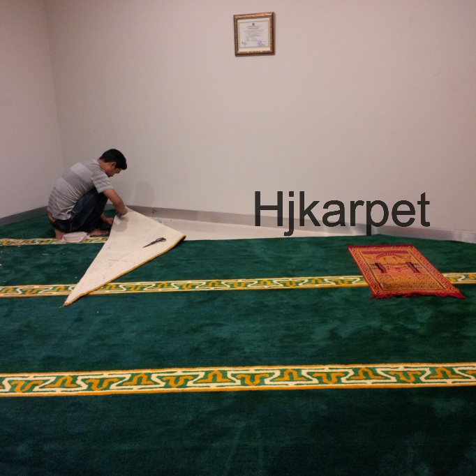 Musholla Kantor Cimb Niaga Blok M Jakarta