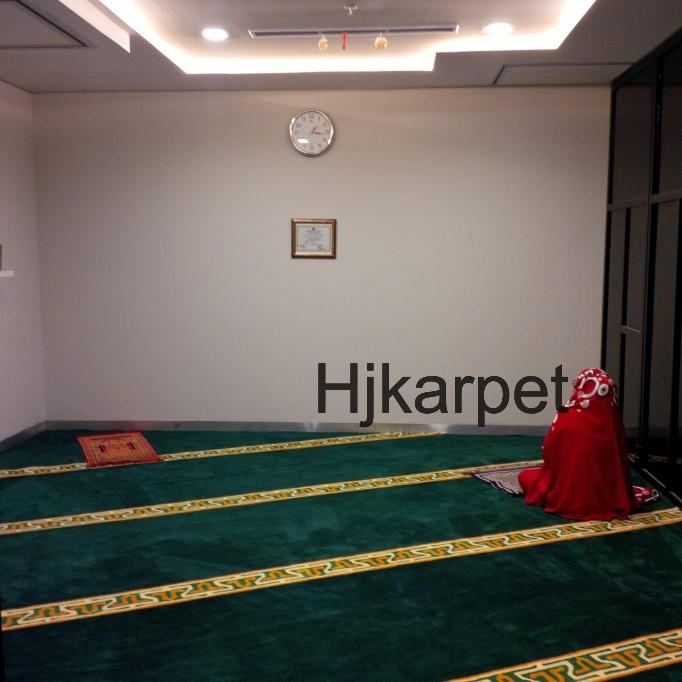 lok M JakartaMusholla Kantor Cimb Niaga Blok M Jakarta
