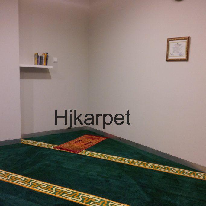 karpet masjid di klungkung