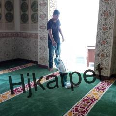 Pemasangan Karpet Musholla kediaman pribadi,Kalibata