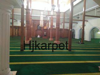 karpet masjid di berau