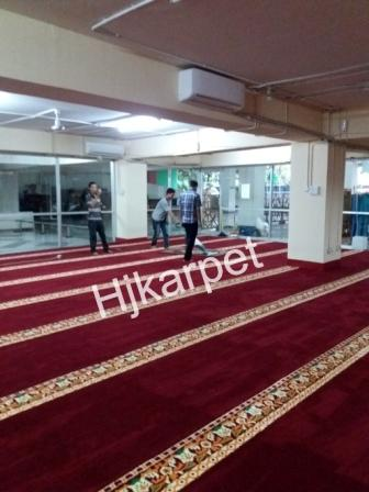 karpet masjid di bolaang mondondow timur