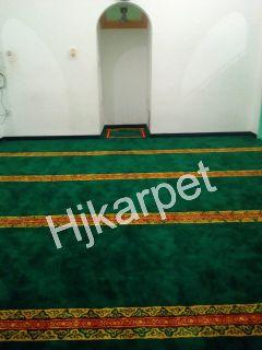 Karpet Musholla AsSalam Tuban