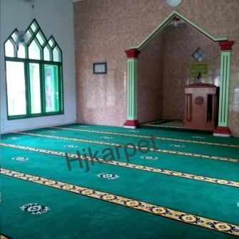 karpet masjid di barito kuala